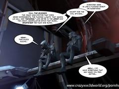 4d comic: